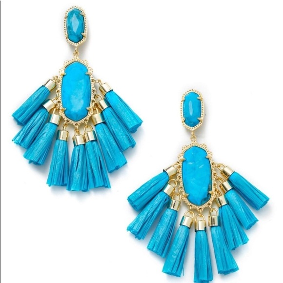 Kendra Scott Jewelry - Kendra Scott Kristen Statement Earrings